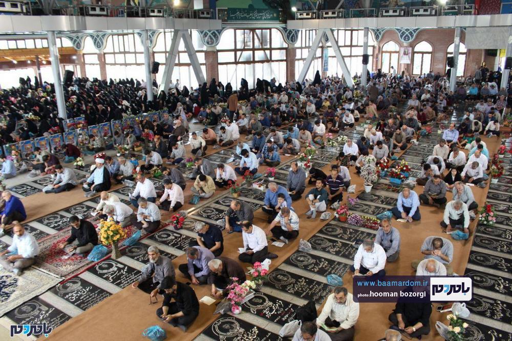 دعای پرفیض عرفه در رشت 8 - گزارش تصویری برگزاری دعای پرفیض عرفه در رشت