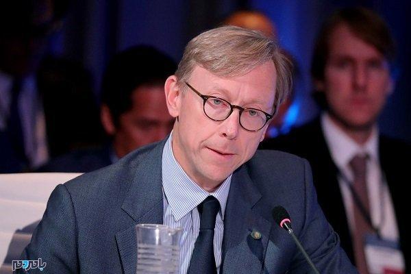 هوک نماینده ویژه آمریکا در امور ایران و - تلاش ایران برای اقدام تروریستی مخفیانه در اروپا