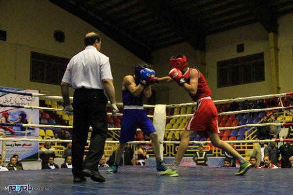 600x400 - قهرمانی مقتدرانه گیلان در رقابت های بوکس نوجوانان منطقه ۲ کشور