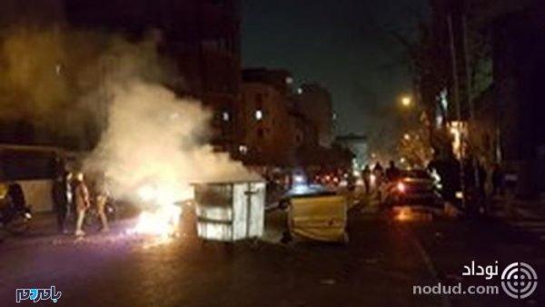 600x338 - حمله آشوبگران به حوزه علمیه ماهدشت + جزییات
