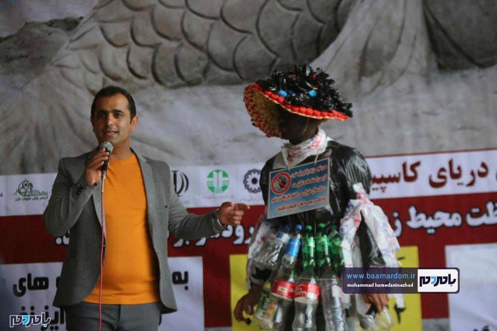 مجسمههای شنی در ساحل سارینا واجارگاه رودسر 8 - جشنواره مجسمههای شنی در ساحل سارینا واجارگاه رودسر برگزار شد / گزارش تصویری