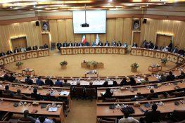 گزارش تصویری جلسه شورای برنامه ریزی استان گیلان با حضور معاون رئیس جمهور