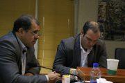 جلسه هماندیشی شهرداریهای شرق گیلان در لاهیجان برگزار شد