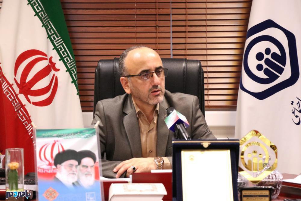 پست کشوری برای مدیرکل تامین اجتماعی استان گیلان