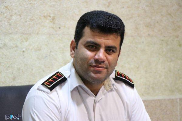 خیراندیش کوبیجاری 600x400 - انتصاب سرپرست جدید سازمان آتش نشانی لاهیجان