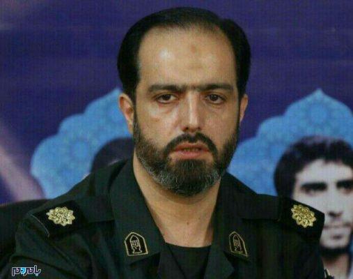 پاسدار روح الله پوراسماعیلی 507x400 - کمک به دولت را کمک به نظام میدانیم