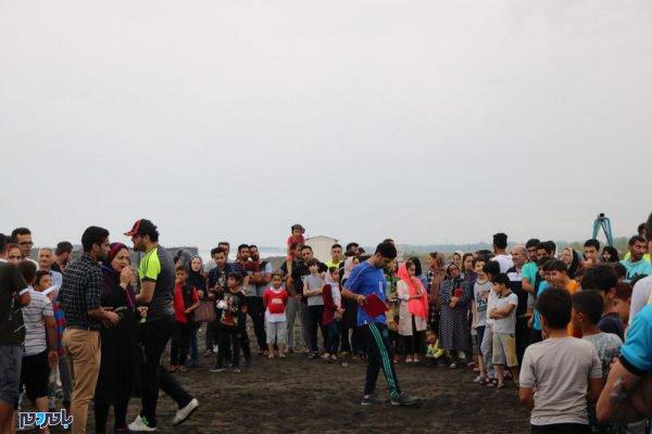 سومین جشنواره روز جهانی دریای کاسپین در لاهیجان 13 600x400 - سومین جشنواره روز جهانی دریای کاسپین در لاهیجان برگزار شد / گزارش تصویری