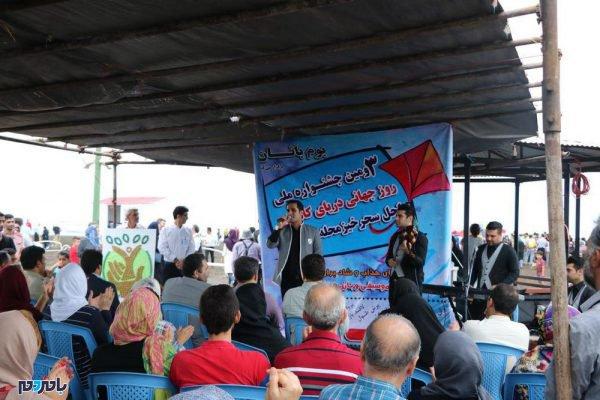 سومین جشنواره روز جهانی دریای کاسپین در لاهیجان 15 600x400 - سومین جشنواره روز جهانی دریای کاسپین در لاهیجان برگزار شد / گزارش تصویری