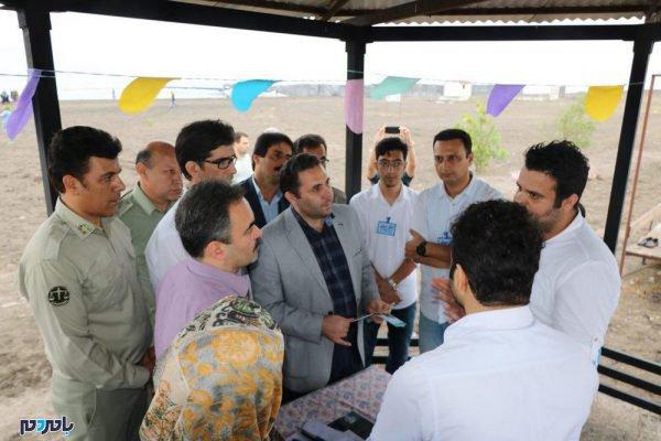 سومین جشنواره روز جهانی دریای کاسپین در لاهیجان 16 600x400 - سومین جشنواره روز جهانی دریای کاسپین در لاهیجان برگزار شد / گزارش تصویری