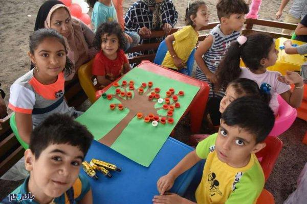 سومین جشنواره روز جهانی دریای کاسپین در لاهیجان 28 600x400 - سومین جشنواره روز جهانی دریای کاسپین در لاهیجان برگزار شد / گزارش تصویری