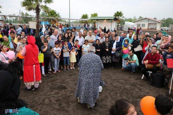 سومین جشنواره روز جهانی دریای کاسپین در لاهیجان 3 600x400 - سومین جشنواره روز جهانی دریای کاسپین در لاهیجان برگزار شد / گزارش تصویری