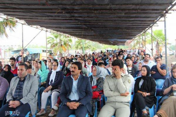 سومین جشنواره روز جهانی دریای کاسپین در لاهیجان 36 600x400 - سومین جشنواره روز جهانی دریای کاسپین در لاهیجان برگزار شد / گزارش تصویری