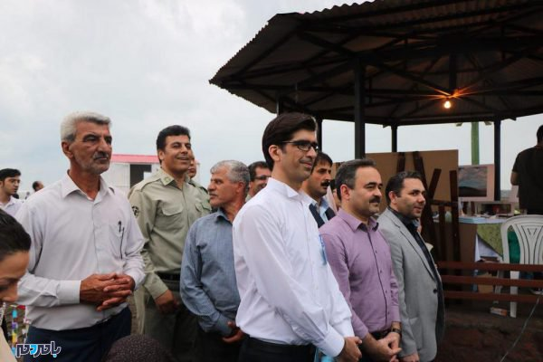 سومین جشنواره روز جهانی دریای کاسپین در لاهیجان 4 600x400 - سومین جشنواره روز جهانی دریای کاسپین در لاهیجان برگزار شد / گزارش تصویری