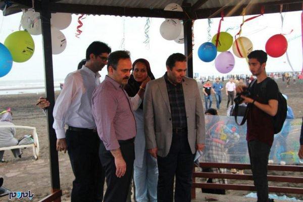 سومین جشنواره روز جهانی دریای کاسپین در لاهیجان 42 600x400 - سومین جشنواره روز جهانی دریای کاسپین در لاهیجان برگزار شد / گزارش تصویری
