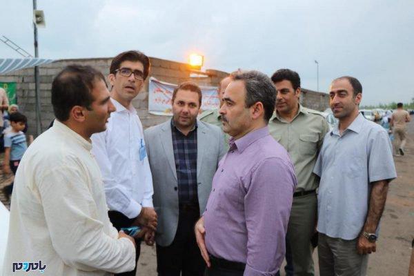سومین جشنواره روز جهانی دریای کاسپین در لاهیجان 5 600x400 - سومین جشنواره روز جهانی دریای کاسپین در لاهیجان برگزار شد / گزارش تصویری