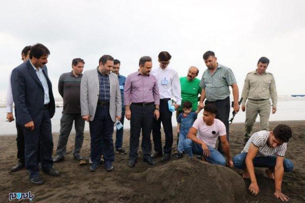 سومین جشنواره روز جهانی دریای کاسپین در لاهیجان 8 600x400 - سومین جشنواره روز جهانی دریای کاسپین در لاهیجان برگزار شد / گزارش تصویری