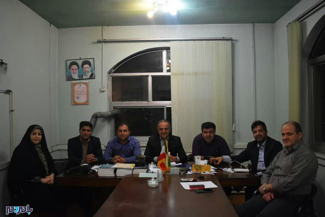 انتخابات هیئت رئیسه شورای شهر سنگر برگزار شد / نتایج