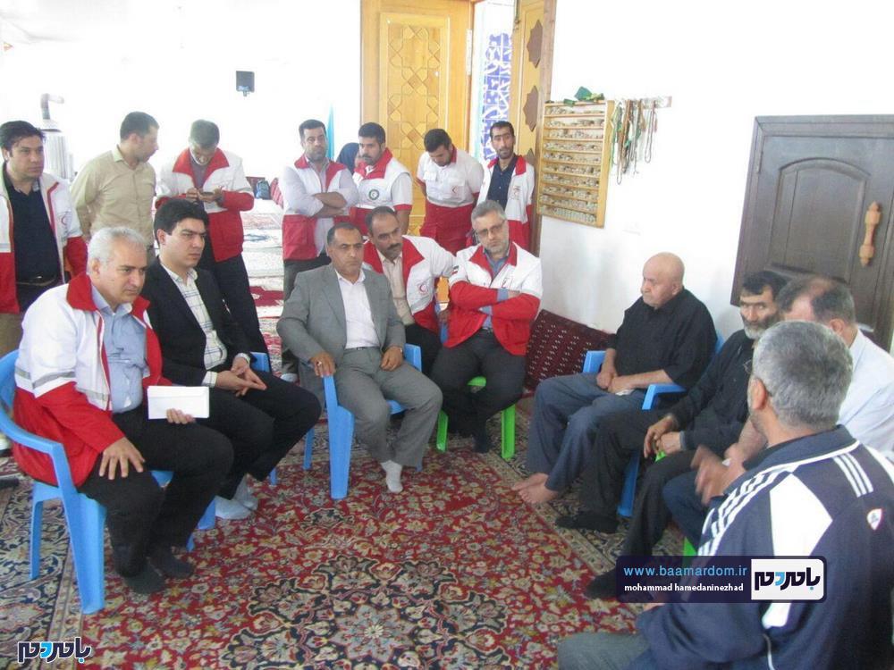 طرح سلامت و معیشت در روستاهای اشکورات رودسر اجرا شد + تصاویر