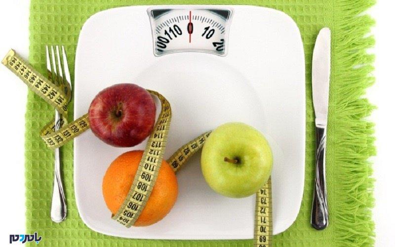 لاغری سه سوته شکم بدون ورزش