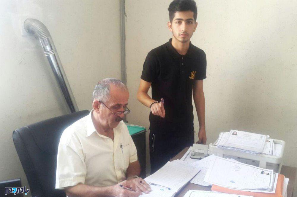 پیوستن یک بازیکن لاهیجانی به باشگاه فوتسال «پاس قوانین تهران»