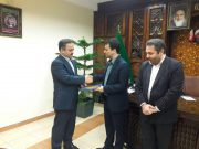 مشاور جوان فرمانداری لاهیجان منصوب شد