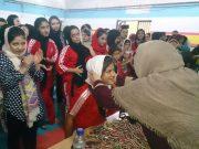 برگزاری مسابقات استانی الیت کیک بوکسینگ بانوان در لاهیجان