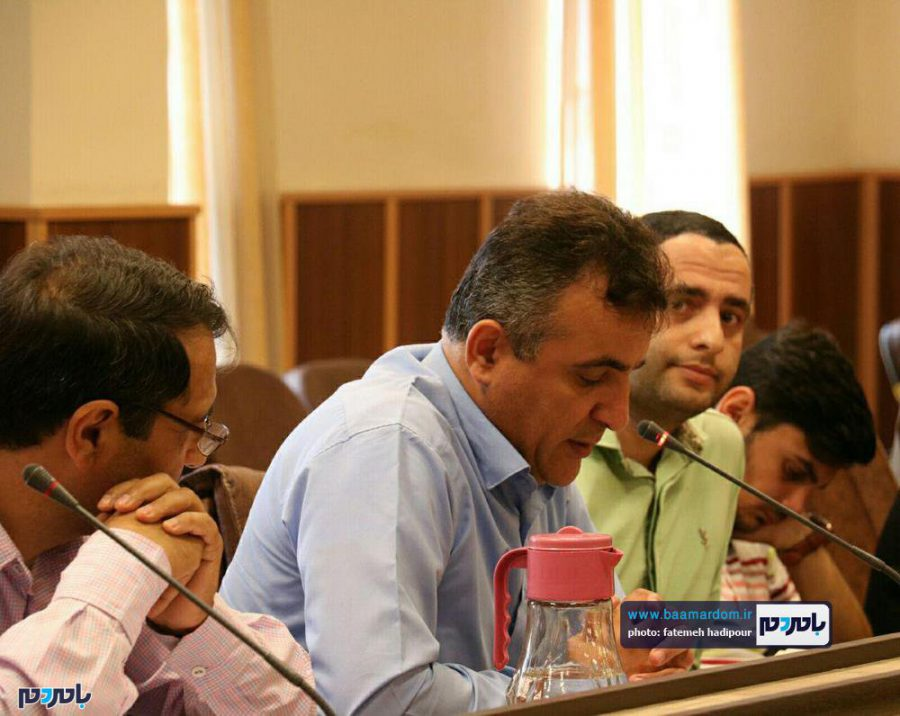 خبری فرماندار لاهیجان 10 - گزارش تصویری نشست فرماندار لاهیجان با اصحاب رسانه به مناسبت روز خبرنگار