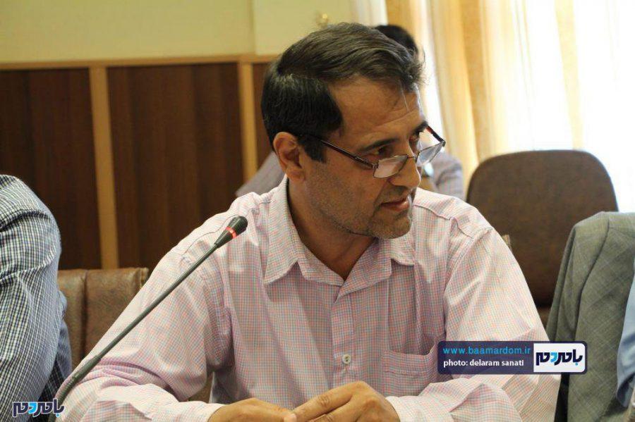 خبری فرماندار لاهیجان 17 - گزارش تصویری نشست فرماندار لاهیجان با اصحاب رسانه به مناسبت روز خبرنگار