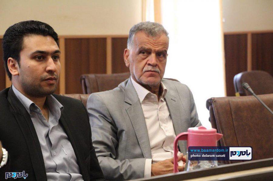خبری فرماندار لاهیجان 18 - گزارش تصویری نشست فرماندار لاهیجان با اصحاب رسانه به مناسبت روز خبرنگار