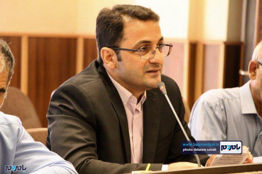 خبری فرماندار لاهیجان 2 - گزارش تصویری نشست فرماندار لاهیجان با اصحاب رسانه به مناسبت روز خبرنگار