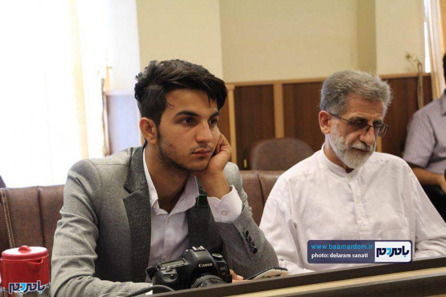 خبری فرماندار لاهیجان 20 - گزارش تصویری نشست فرماندار لاهیجان با اصحاب رسانه به مناسبت روز خبرنگار