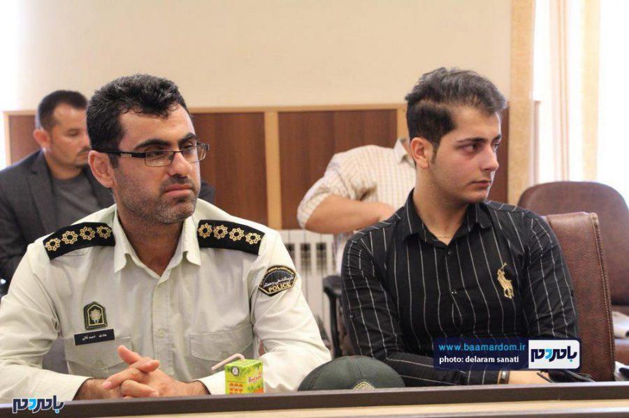 خبری فرماندار لاهیجان 21 - گزارش تصویری نشست فرماندار لاهیجان با اصحاب رسانه به مناسبت روز خبرنگار