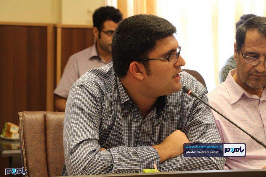 خبری فرماندار لاهیجان 22 - گزارش تصویری نشست فرماندار لاهیجان با اصحاب رسانه به مناسبت روز خبرنگار