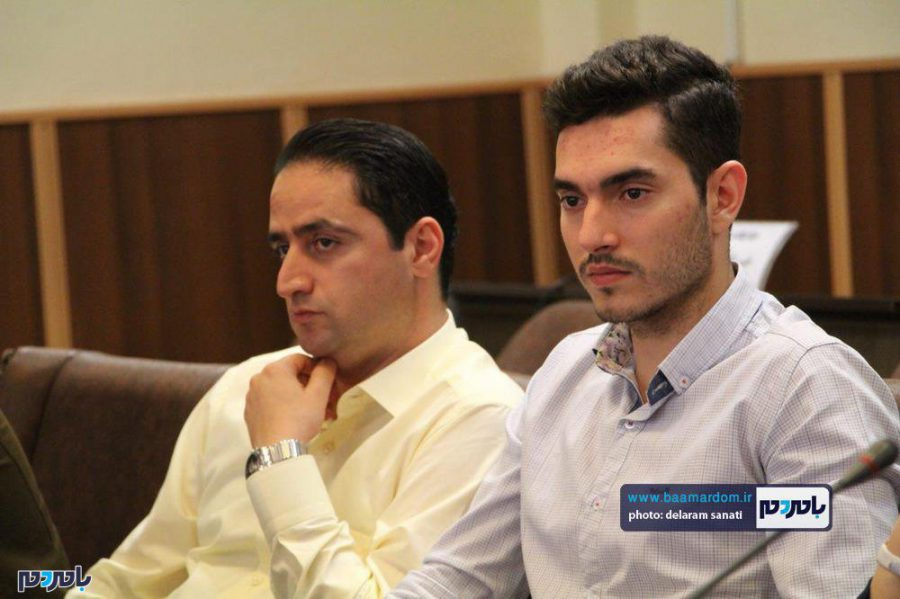 خبری فرماندار لاهیجان 23 - گزارش تصویری نشست فرماندار لاهیجان با اصحاب رسانه به مناسبت روز خبرنگار