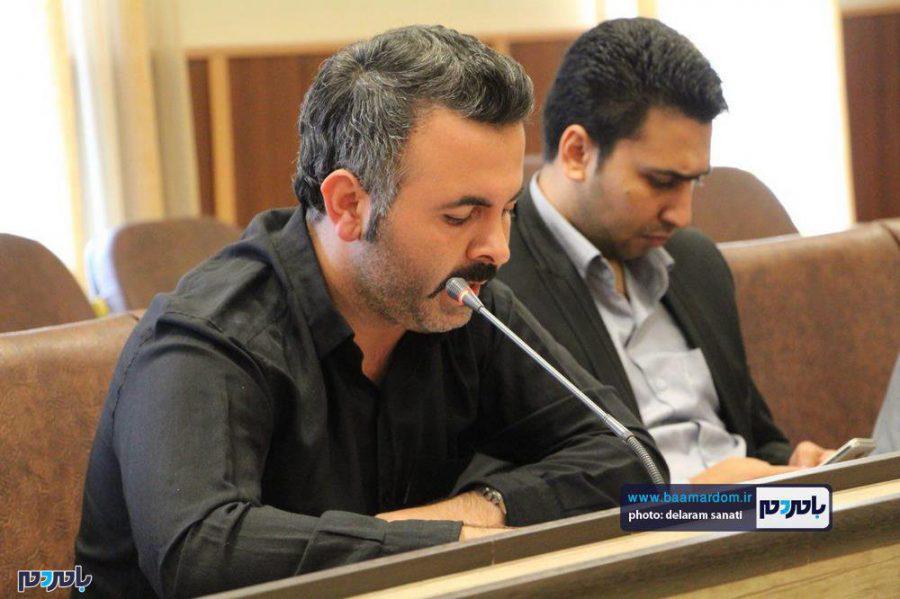 خبری فرماندار لاهیجان 25 - گزارش تصویری نشست فرماندار لاهیجان با اصحاب رسانه به مناسبت روز خبرنگار