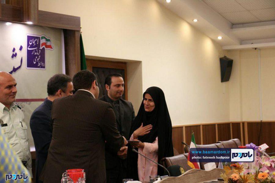 خبری فرماندار لاهیجان 7 - گزارش تصویری نشست فرماندار لاهیجان با اصحاب رسانه به مناسبت روز خبرنگار