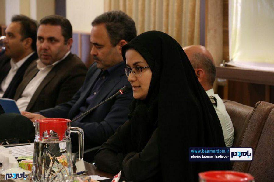 خبری فرماندار لاهیجان 8 - گزارش تصویری نشست فرماندار لاهیجان با اصحاب رسانه به مناسبت روز خبرنگار