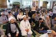 گزارش تصویری ویژهبرنامه عید سعید غدیر با سخنرانی آیتالله خاتمی در رودسر