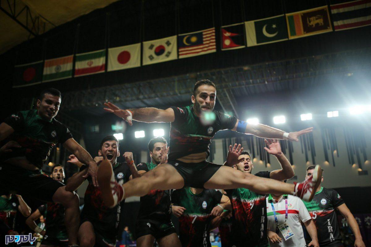 دبل طلایی ایران در کبدی با پایان سلطه هند/ مردان ایران هم قهرمان شدند