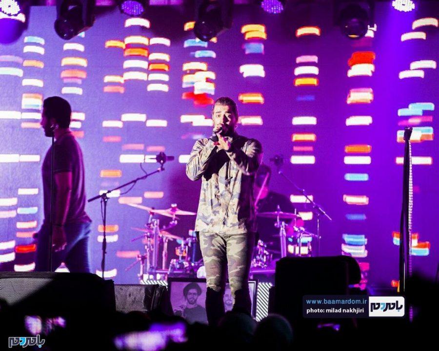 موسیقی «ماکان بند» در لاهیجان 12 - گزارش تصویری کنسرت موسیقی «ماکان بند» در لاهیجان