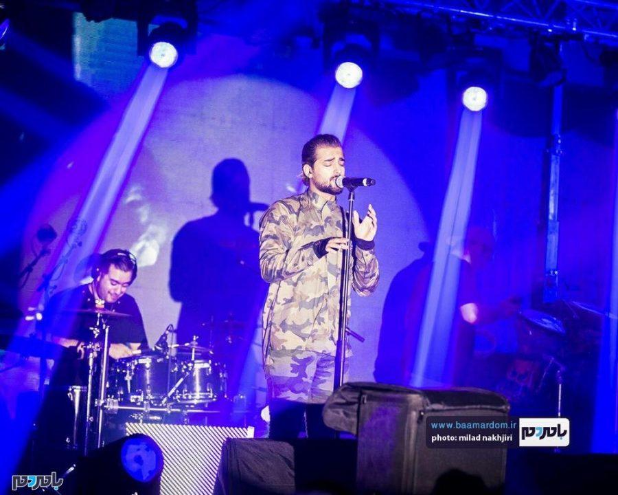 موسیقی «ماکان بند» در لاهیجان 3 - گزارش تصویری کنسرت موسیقی «ماکان بند» در لاهیجان