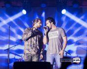 گزارش تصویری کنسرت موسیقی «ماکان بند» در لاهیجان