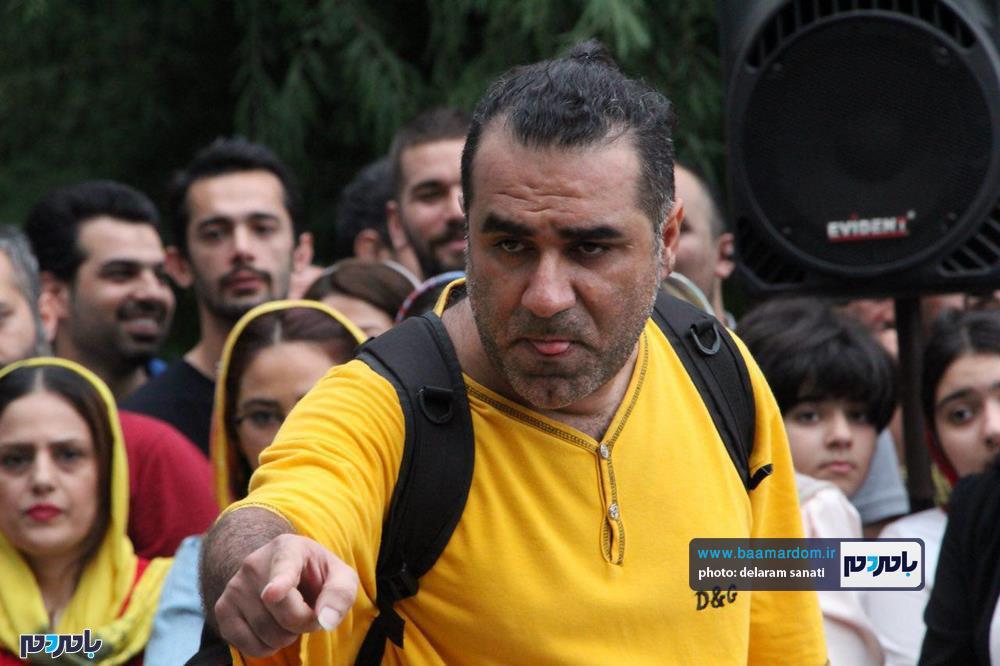 گزارش تصویری روز آخر تئاتر شهروند لاهیجان 1 - گزارش تصویری آخرین روز از نهمین دوره جشنواره تئاتر خیابانی شهروند لاهیجان