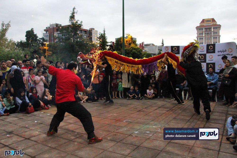 گزارش تصویری روز آخر تئاتر شهروند لاهیجان 10 - گزارش تصویری آخرین روز از نهمین دوره جشنواره تئاتر خیابانی شهروند لاهیجان