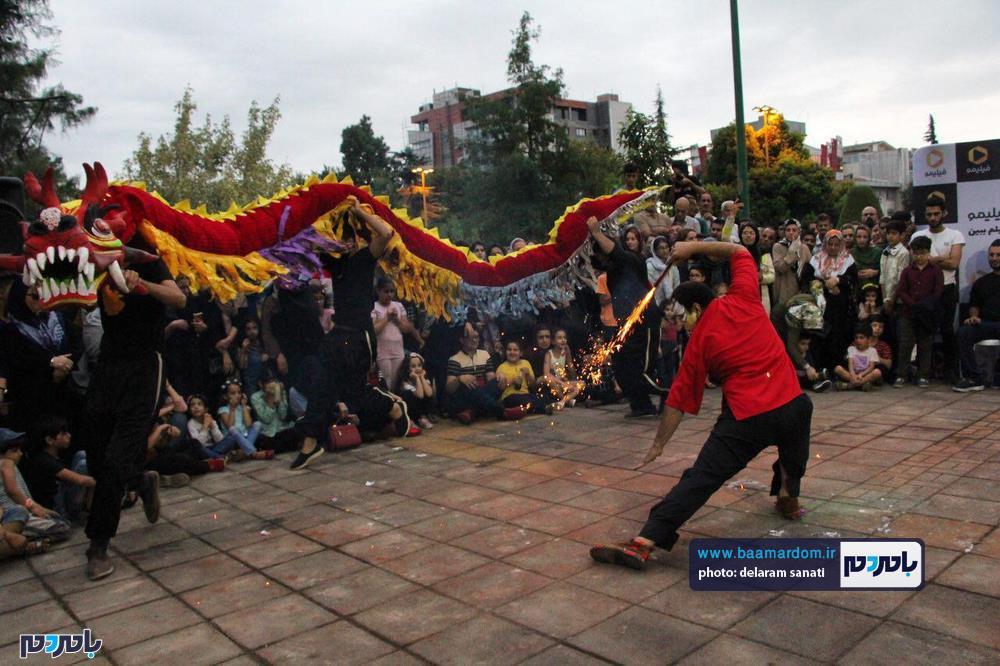 گزارش تصویری روز آخر تئاتر شهروند لاهیجان 11 - گزارش تصویری آخرین روز از نهمین دوره جشنواره تئاتر خیابانی شهروند لاهیجان