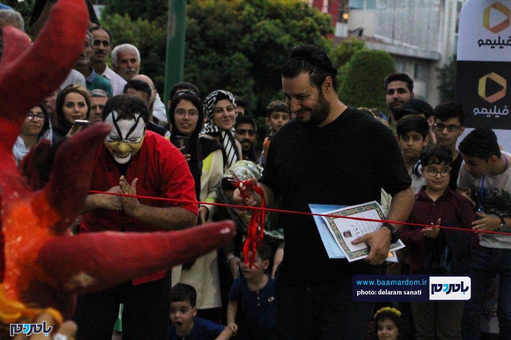 گزارش تصویری روز آخر تئاتر شهروند لاهیجان 12 - گزارش تصویری آخرین روز از نهمین دوره جشنواره تئاتر خیابانی شهروند لاهیجان