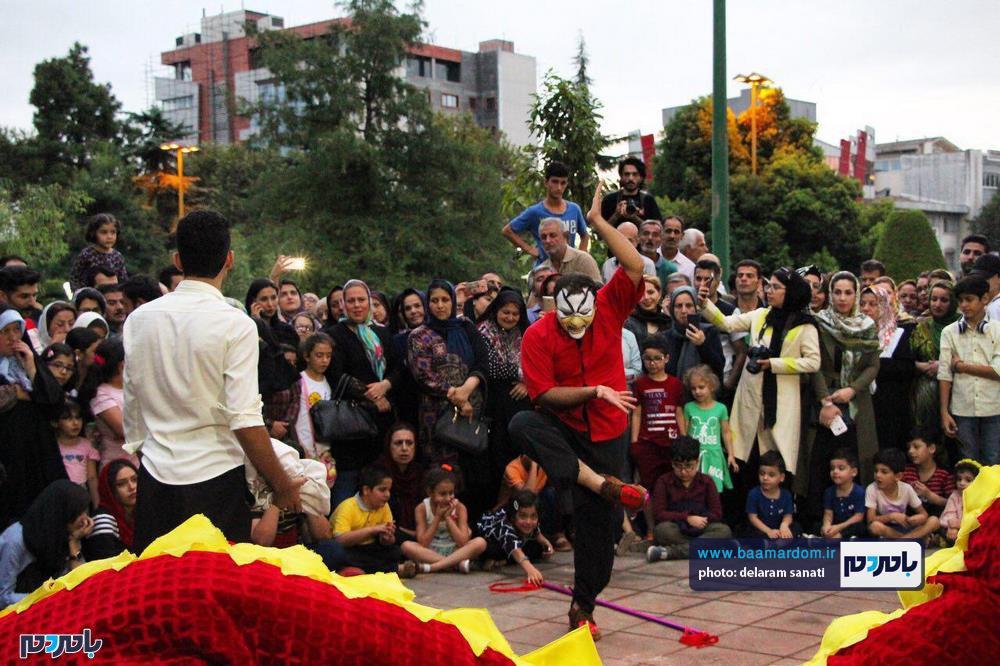 گزارش تصویری روز آخر تئاتر شهروند لاهیجان 15 - گزارش تصویری آخرین روز از نهمین دوره جشنواره تئاتر خیابانی شهروند لاهیجان
