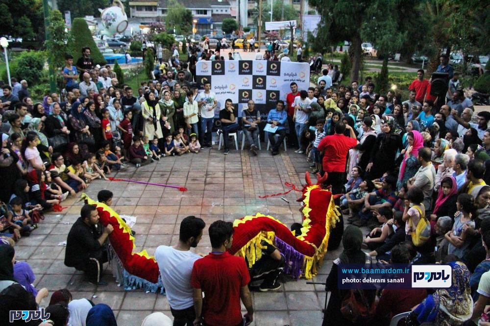 گزارش تصویری روز آخر تئاتر شهروند لاهیجان 16 - گزارش تصویری آخرین روز از نهمین دوره جشنواره تئاتر خیابانی شهروند لاهیجان