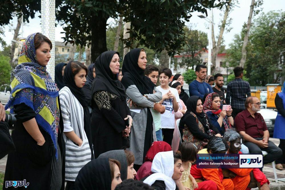 گزارش تصویری روز آخر تئاتر شهروند لاهیجان 19 - گزارش تصویری آخرین روز از نهمین دوره جشنواره تئاتر خیابانی شهروند لاهیجان