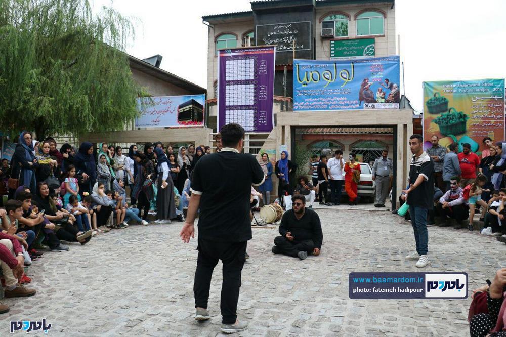 گزارش تصویری روز آخر تئاتر شهروند لاهیجان 22 - گزارش تصویری آخرین روز از نهمین دوره جشنواره تئاتر خیابانی شهروند لاهیجان